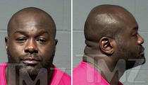 Ex-NFL Star Hugh Douglas -- Arrested for Assaulting a Woman [Mug Shot]