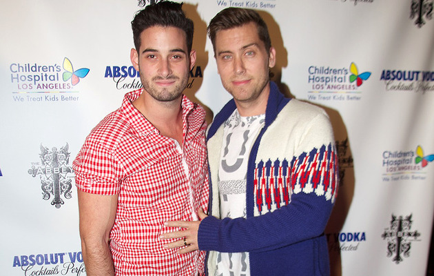 Lance Bass: Britney's Vegas Gig Is Brilliant!