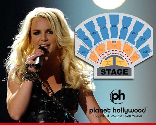Britney Spears Vegas Britney Spears Ticket Sales
