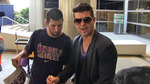 Robin Thicke -- Gaye Was Not In My Head
