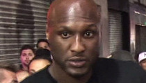 Lamar Odom -- High As a Kite But Vows to Play Basketball
