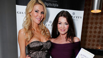 "Brandi Glanville: Lisa Vanderpump and I Had a ""Relationship Hiccup"""
