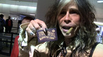 Steven Tyler -- I Get Free Tacos ... FOR A YEAR!!