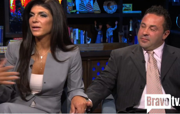Video: Teresa and Joe Giudice Break Their Silence!