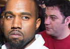 Kanye West -- HUGE Celeb Backing in Jimmy Ki