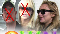 Lindsay Lohan's Parents -- Persona Non Grata on OWN Show