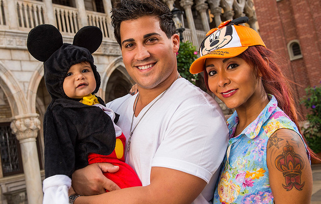 Snooki Shares Most Adorable Family Photo Ever!