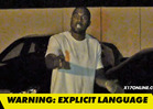 Kanye West Goes Nuts Again On Paparaz