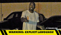 Kanye West Goes Nuts Again On Paparazzi