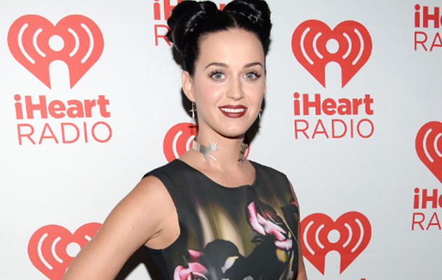 "Katy Perry Drops New Single -- ""Walking on Air""!"