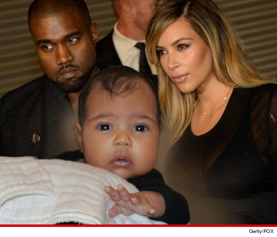 0930-kim-kanye-north-west-getty