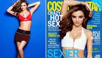 Miranda Kerr Talks Modeling & Making Orlando Bloom Happy!