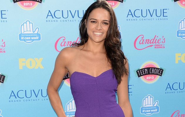 Michelle Rodriguez: I'm Bisexual!