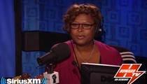 Robin Quivers -- RETURNS TO HOWARD STERN STUDIO ... After Cancer Battle