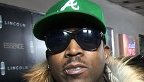 Big Boi from 'Outkast' -- Wife Files for Divorce ... Custody War Brewing
