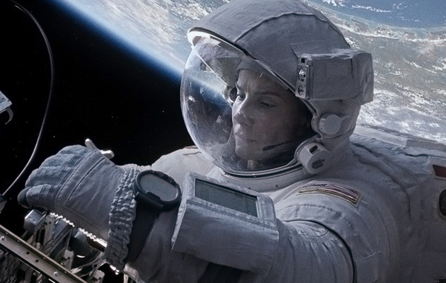 "Movie Review: ""Gravity"" Is An Out-Of-This-World Ride"
