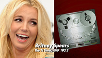 Britney Spears -- I'm Being Pushed Too Far Sexually
