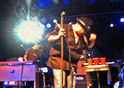'Blues Traveler' Guy -- CHUGS WHISKEY ... PUKES WHISKEY