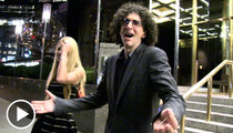 Howard Stern -- Late Night Encounter with a Choke Artist