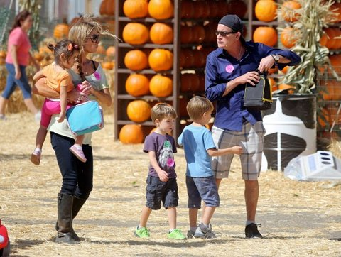 Pimpin At The Pumpkin Patch