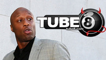 Lamar Odom -- Drugs Are Expensive ... But Porn Isn't