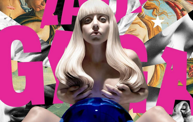 "Lady Gaga ""ARTPOP"" Album Cover Revealed!"