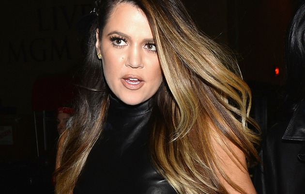Khloe Kardashian Shares Photo with North West