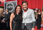Team USA Soccer Star Abby Wambach -- M
