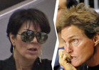 Kris and Bruce Jenner -- S