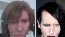 'Eastbound & Down' -- Marilyn Manson Looks Strangely Normal In TV Cameo Role