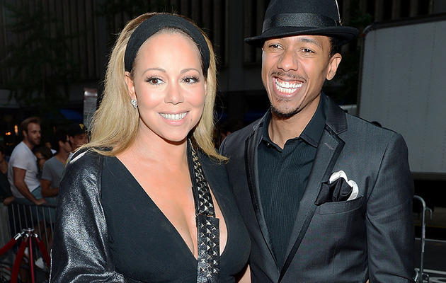 Whoa! Mariah Carey Shares Revealing Pic for Nick Cannon's Birthday