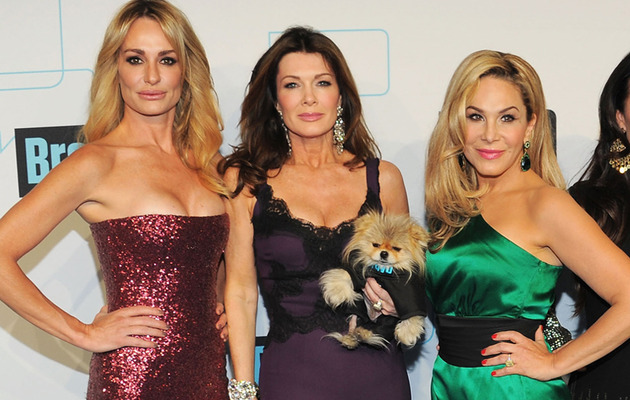 "Lisa Vanderpump On ""Rules"" Additions, ""Housewives"" Departures!"
