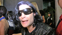 Corey Feldman -- Orgy Rumors HURT My Sterling Reputation