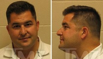 Jerry Sandusky's Son Jon -- THE DUI MUG SHOT