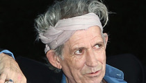 Keith Richards -- Rich Maniac Allegedly Made Bomb for Rolling Stones Guitarist