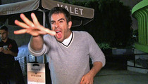 Eli Roth -- Plans New Haunted House -- DEATH to Bankruptcy!