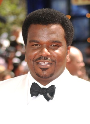Craig Robinson Photos