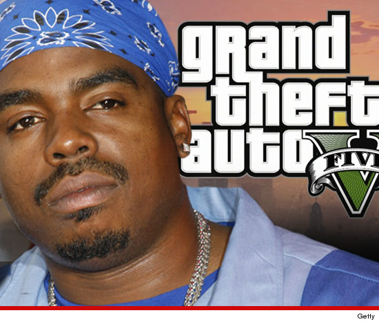 Copies Of Grand Theft Auto V Threatened To Be Recalled After West Coast Rapper Says Rockstar Stole His Music
