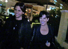 Kris Jenner -- Smiles Through Split ... W