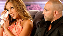 "Teresa Giudice & Melissa Gorga Get Emotional at ""Real Housewives of New Jersey"" Reunion"