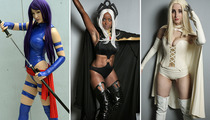 New York Comic-Con -- All the Hottest Costumes!