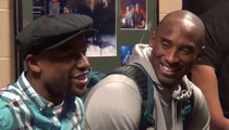 Kobe Bryant -- Chinese BBall Superior To NBA -- 'They Let You Play Over There'