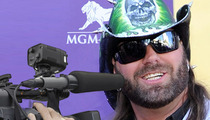 TNA Wrestling Star James Storm -- My Redneck Life is Perfect for Reality TV