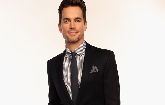 Happy Birthday -- and National Coming Out Day -- Matt Bomer!