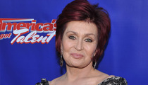 Sharon Osbourne -- Ex-Makeup Artist Sues 'America's Got Talent' ... I Fell Into a Hole & Broke My Leg