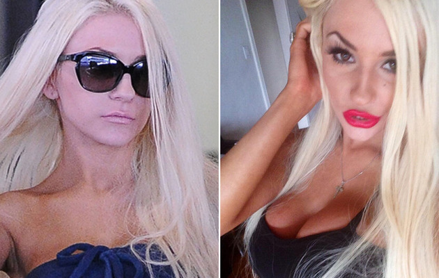 Courtney Stodden Visits Dr. Paul Nassif -- What'd She Get Done Now?