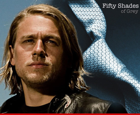 Sorry ladies charlie hunnam has just dropped out of the big screen