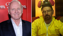 "Anthony Hopkins Sends Bryan Cranston a ""Breaking Bad"" Fan Letter"