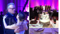 Comedian Ron White Married -- BLUE COLLAR WEDDING ... Eat Some Frito Pie!