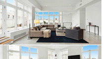 Rihanna --  Moves Into NY Penthouse After LA Scare